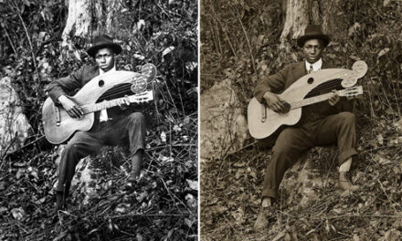 African-American Harp Guitarists, Revisited