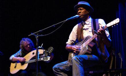 Harp Guitar Blues: Keb' Mo' with Tom Shinness