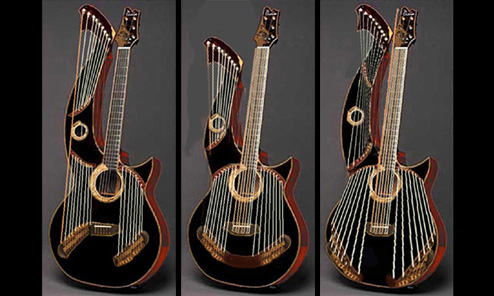 The Harp Guitar That Never Was