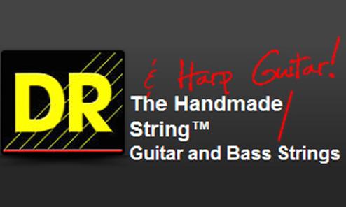 New Harp Guitar String Line Debut