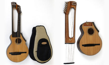 French Harp Guitarists Travel in Style