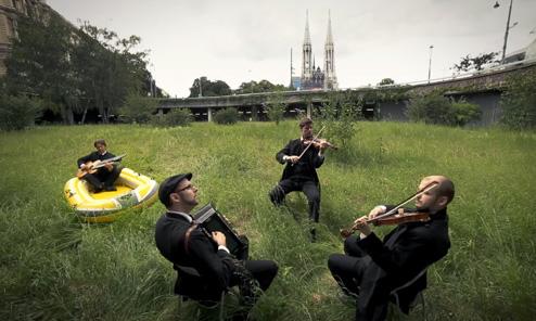Neue Video der Neuen Wiener Concert Schrammeln