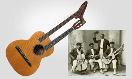 Separated at Birth: Carlson Harp Guitars