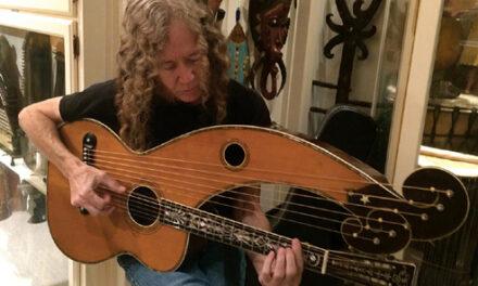Schneiderman Plays the Blues