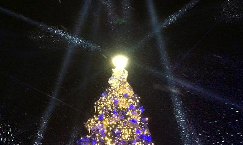 A Michael Bay Christmas