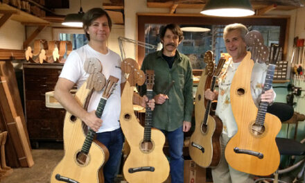 The Return of the Dyer Harp Guitar