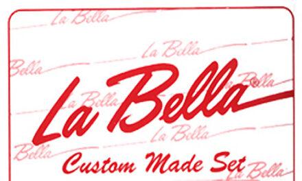 New Nylon LaBella Sub-Bass Sets