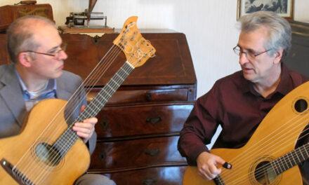 Harp Guitar Working Vacation: Prologue
