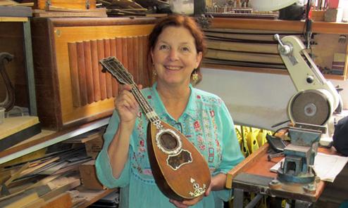Harp Guitar Working Vacation: Genoa Part 2
