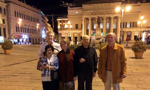 Harp Guitar Working Vacation: Genoa Part 4