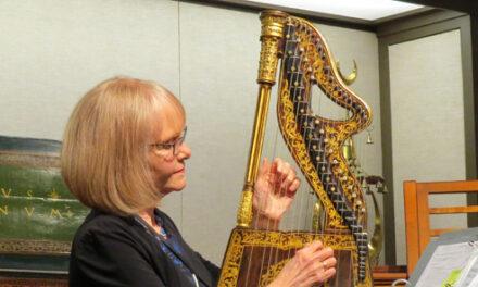 Harp Guitar Working Vacation: Boston Part 2