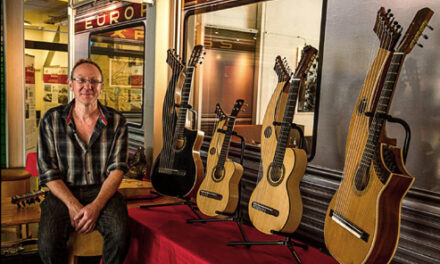 Harp Guitar Working Vacation: France Part 2
