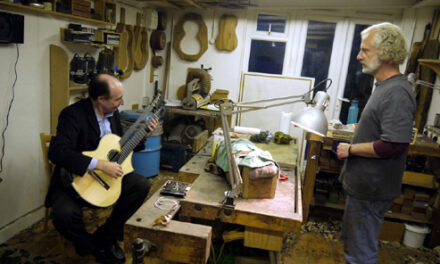 New Harp Guitar Players, Builders and Music, Part 2