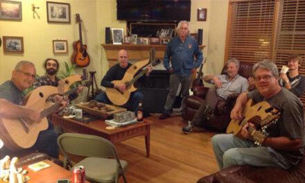 Harp Guitar Gathering 13 Pre-Party