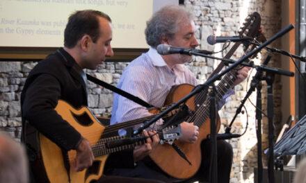 Harp Guitar Gathering 13: Saturday Morning Presentations