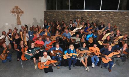 Harp Guitar Gathering 13: Saturday Evening Concert