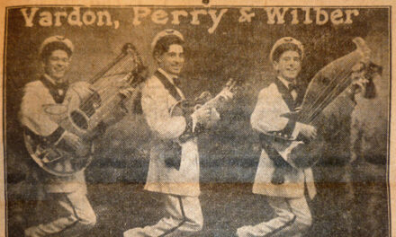 Vardon, Perry and…Wilbers?