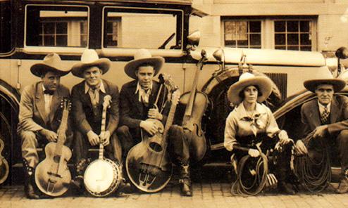 The Oklahoma Cowboy Band