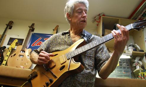 Phil deGruy's Guitarp Number 4