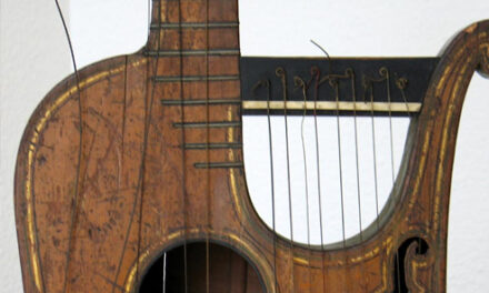 Harp Guitars in the Brussels Musical Instrument Museum, Part 2