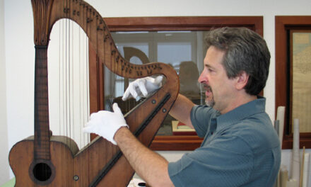 Harp Guitars in the Brussels Musical Instrument Museum, Part 1