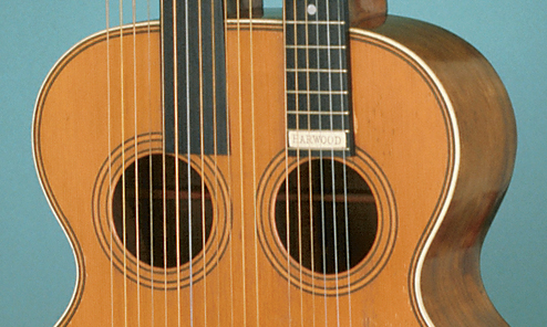 Everything You Always Wanted To Know About Harwood Harp Guitars But Were Afraid To Ask