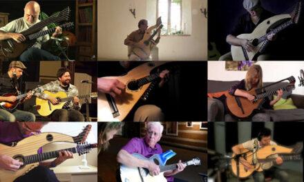 Super-Treble Harp Guitar Videos