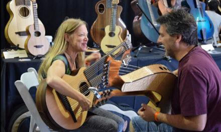 Harp Guitars at SBAIC