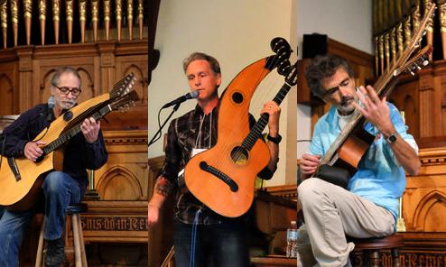 HGG14 – Harp Guitar Converts