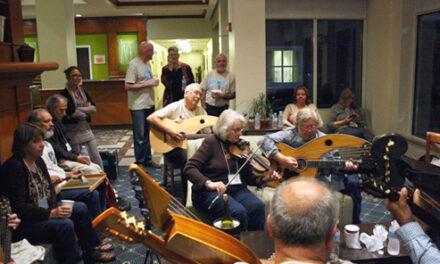 HGG14: Saturday Night Concert and Jams
