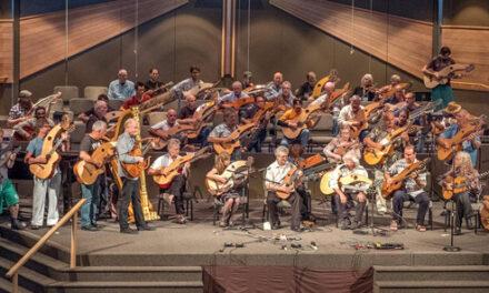 Harp Guitar Gathering 15 – Part 1