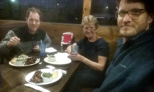 Harp Guitar Gathering 15: Guest Travelogue by the Powells