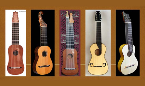 A Short – Yet Surprisingly Complete – History of the Modern Archguitar