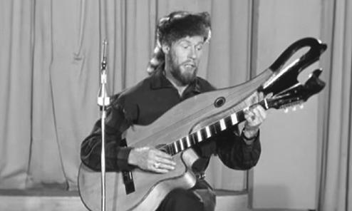 The Ballad of Serge Singer