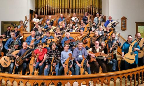 Harp Guitar Gathering 16