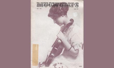 Mugwumps Harp Guitar Time Capsule