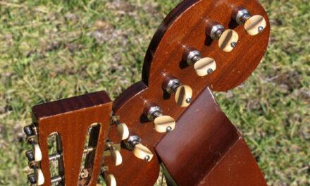 New Harp Guitar Sub-Bass Tuners