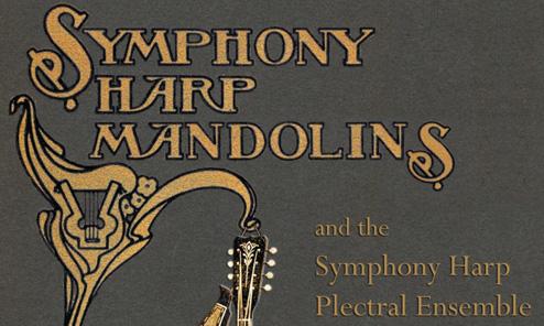 Dyer Harp Mandolin Monograph