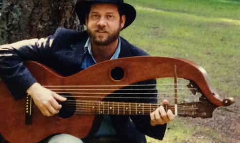 The Tale of Drew Baldwin's First Harp Guitar