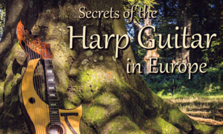 Secrets of the Harp Guitar in Europe