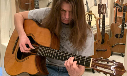 Lest I Forget All About the 6-string Guitar…