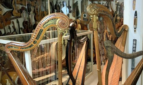 Where's the Harp in Harp Guitar?