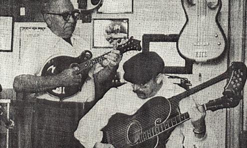 Back to Gene's Guitar Shop