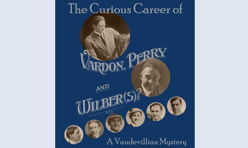Vardon, Perry & Wilber Meet the Library of Congress