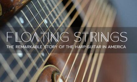 """""""Floating Strings"""" Free Online!"""