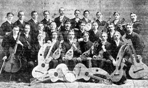 Harp Guitar Finds Via New Newspaper Navigation