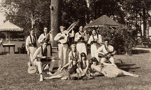 The James Shaw Family: A Hawaiian Musical Dynasty