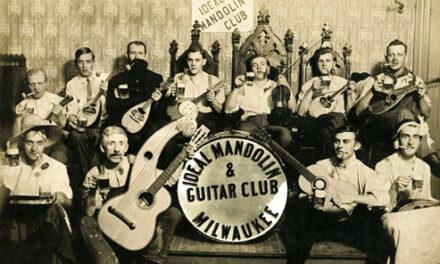 Dyer Harp Guitar Vintage Photos