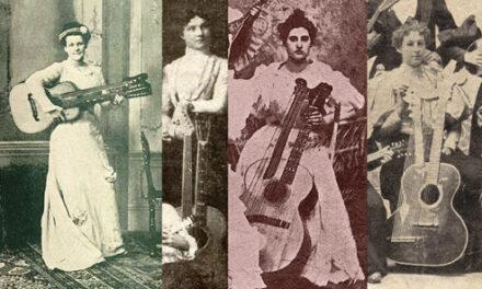 Women in Harp Guitar History: American Players