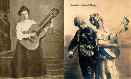 Women in Harp Guitar History: Introduction